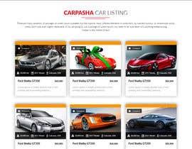 #36 για Design a website Mockup for Carpasha από sevenservices