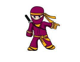 #21 for Kids Ninja Illustration af almaktoom