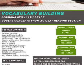#8 for Flyer ACT Prep by zainebgfx
