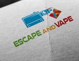 #8 for vape shop logo by bojan1337
