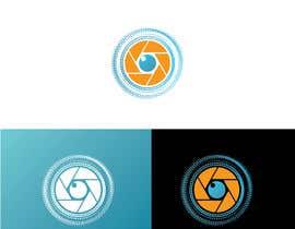 #384 cho Logo of atom with camera lens as nucleus bởi herobdx