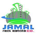 Logo for Jamal Real Estate Co. için Graphic Design21 No.lu Yarışma Girdisi