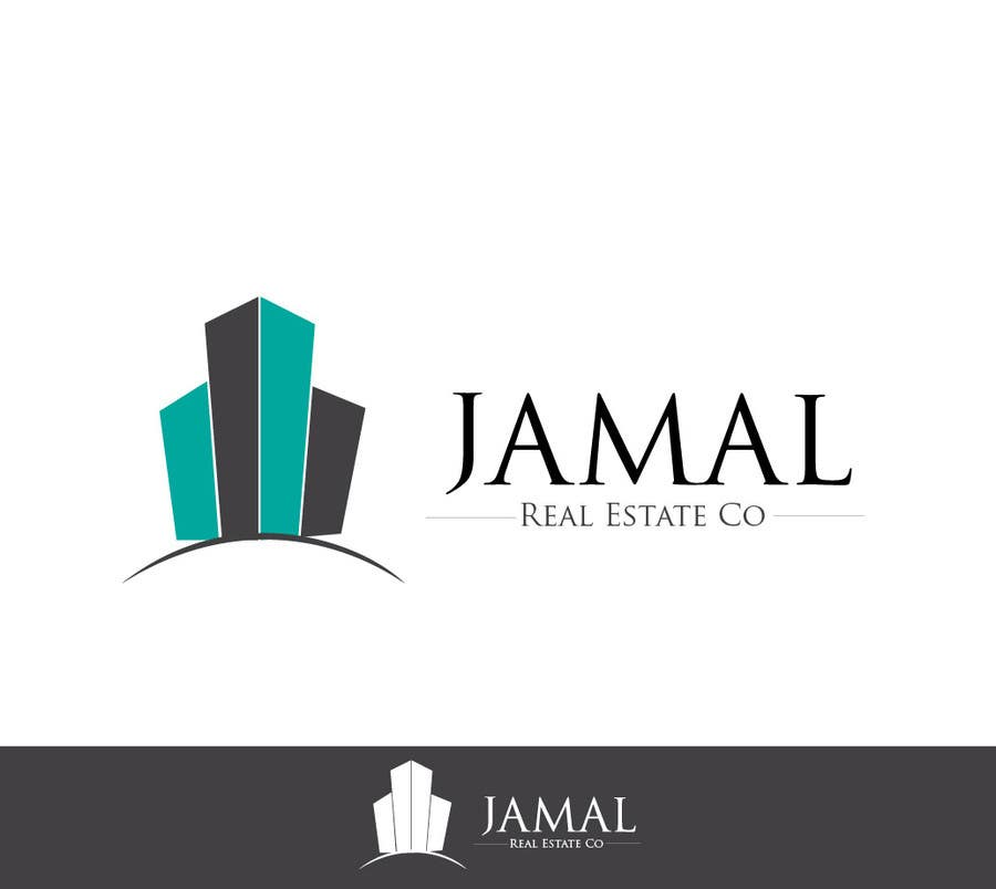 #167 for Logo for Jamal Real Estate Co. by Hreyfing24
