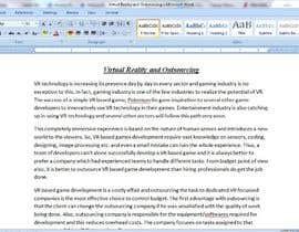Nro 6 kilpailuun Articles for a blog. With SEO. 45K characters käyttäjältä onlineworker2020