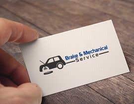 #1 untuk Design a Logo for Brake & Mechanical Service oleh davay