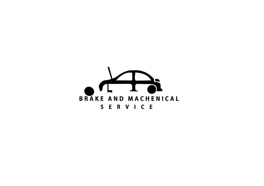 Penyertaan Peraduan #                                        11                                      untuk                                         Design a Logo for Brake & Mechanical Service