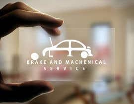 #13 untuk Design a Logo for Brake & Mechanical Service oleh alilatif71