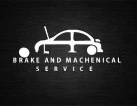 #14 untuk Design a Logo for Brake & Mechanical Service oleh alilatif71