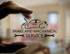 #17 untuk Design a Logo for Brake & Mechanical Service oleh alilatif71