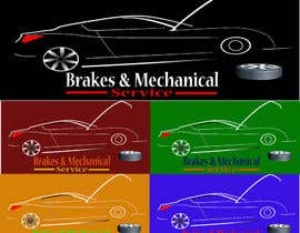 #23 untuk Design a Logo for Brake & Mechanical Service oleh RishiKhan