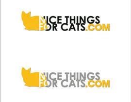 #187 cho Logo Design for Nicethingsforcats.com bởi yanninicolaides