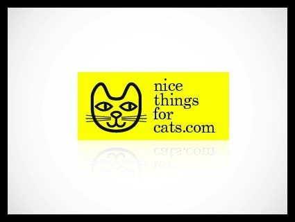 Contest Entry #98 for Logo Design for Nicethingsforcats.com