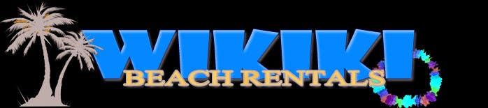 Конкурсная заявка №36 для Logo Design for WaikikiBeachRentals.com