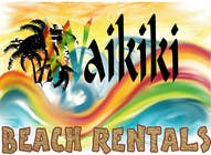 Graphic Design Конкурсная работа №28 для Logo Design for WaikikiBeachRentals.com