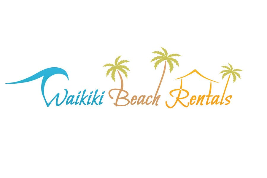 Конкурсная заявка №48 для Logo Design for WaikikiBeachRentals.com
