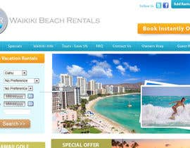 #38 para Logo Design for WaikikiBeachRentals.com por William1504