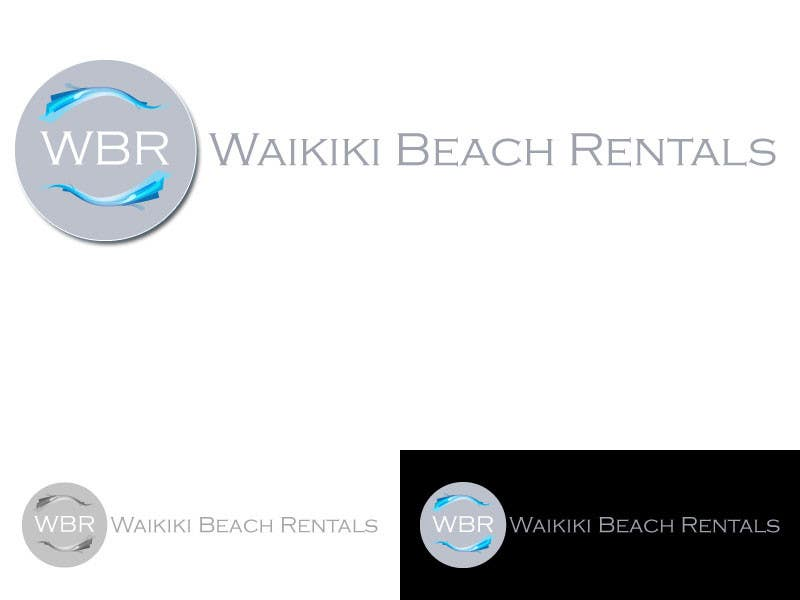 Konkurrenceindlæg #37 for Logo Design for WaikikiBeachRentals.com