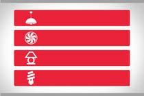 Proposition n° 67 du concours Graphic Design pour Illustration Category Header/Tile Design for Coronet Lighting