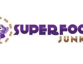 nº 103 pour Logo Design for Superfood Junkie par amandafifield