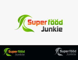 #115 pentru Logo Design for Superfood Junkie de către hirusanth