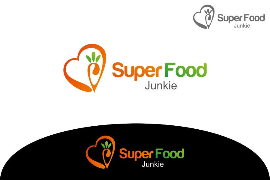 Proposition n°119 du concours Logo Design for Superfood Junkie