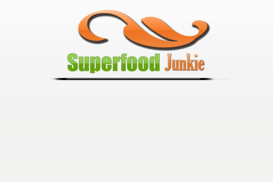 Proposition n°39 du concours Logo Design for Superfood Junkie