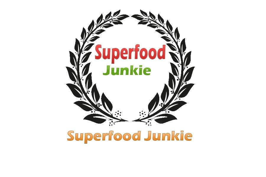 Proposition n°43 du concours Logo Design for Superfood Junkie