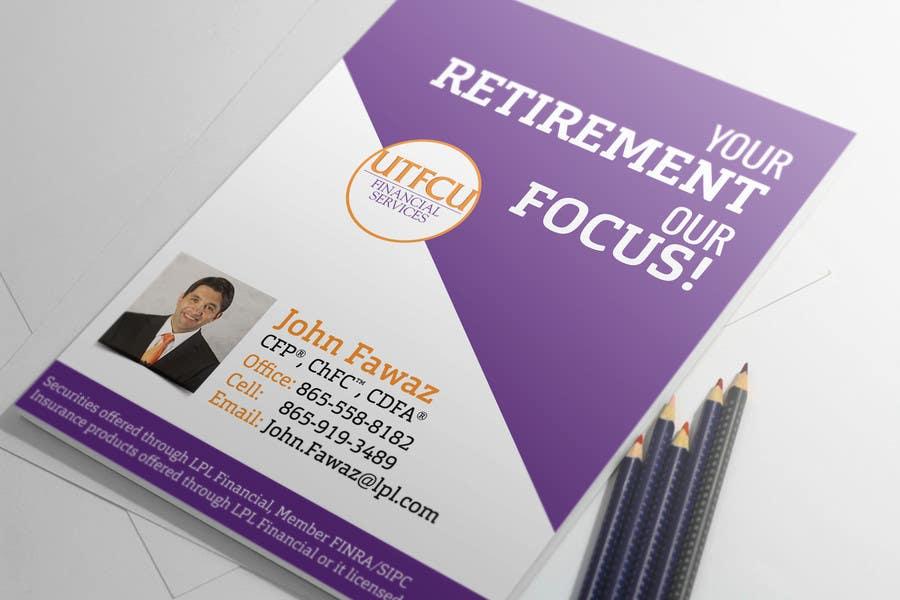 Penyertaan Peraduan #                                        24                                      untuk                                         Design a Flyer for financial planner