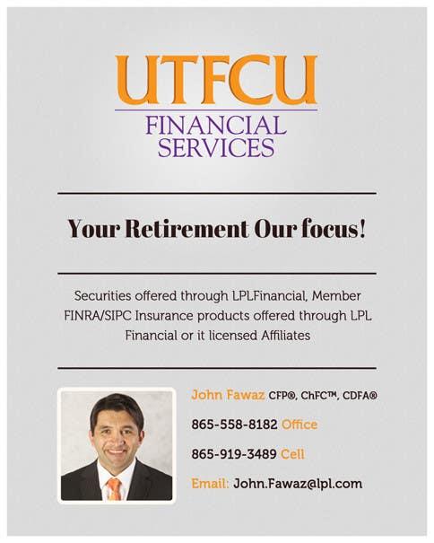 Penyertaan Peraduan #                                        19                                      untuk                                         Design a Flyer for financial planner