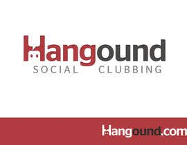 nº 33 pour Logo design for Hangound (hangound.com), a new web social network based in NY. par benpics
