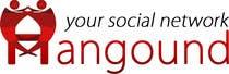 Logo design for Hangound (hangound.com), a new web social network based in NY. için Graphic Design37 No.lu Yarışma Girdisi