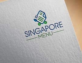 #169 for New Startup Singapore company Logo (SingaporeMenu) by Airdesig