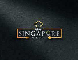 #141 for New Startup Singapore company Logo (SingaporeMenu) by onnession