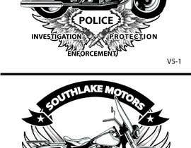 #23 for Police Motorcycle Unit Logo Design by RaoufDorbez