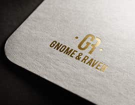 Nro 39 kilpailuun Design a Logo for Gnome & Raven käyttäjältä Rocket02