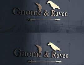 Nro 118 kilpailuun Design a Logo for Gnome & Raven käyttäjältä vanroco3