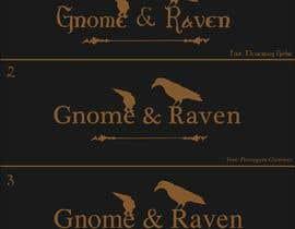 Nro 119 kilpailuun Design a Logo for Gnome & Raven käyttäjältä vanroco3