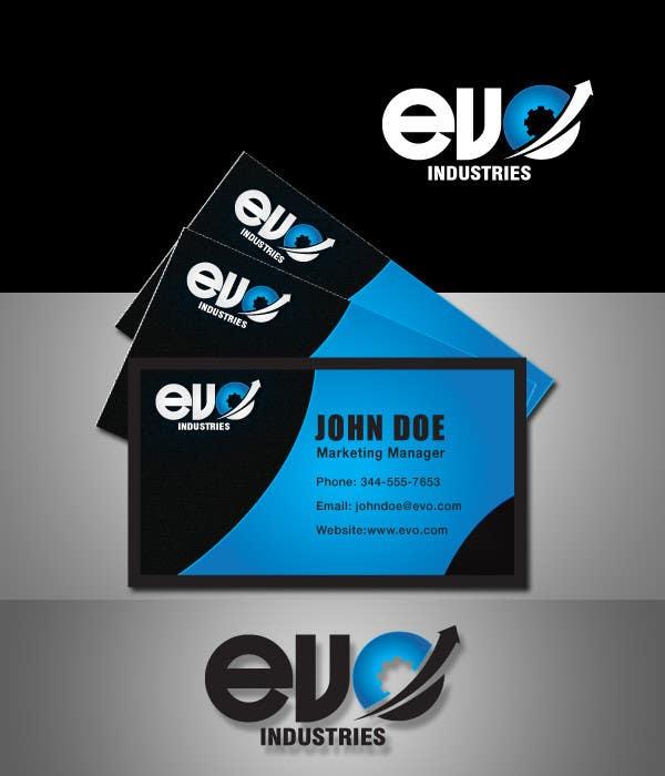 Bài tham dự cuộc thi #428 cho Logo Design for EVO Industries