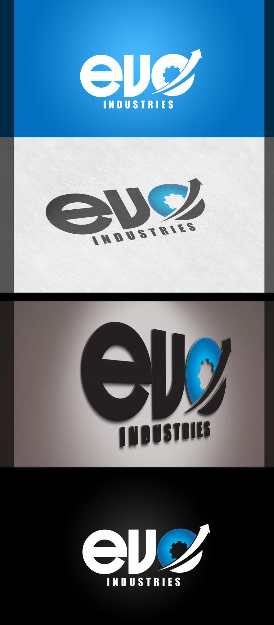 Contest Entry #407 for Logo Design for EVO Industries
