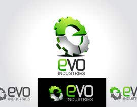 #490 for Logo Design for EVO Industries by jijimontchavara