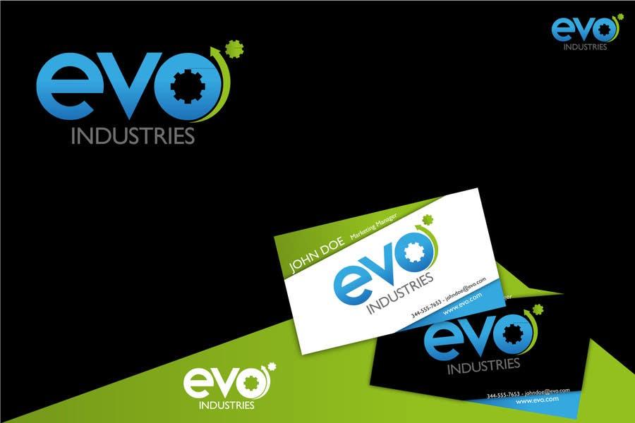 Konkurrenceindlæg #441 for Logo Design for EVO Industries