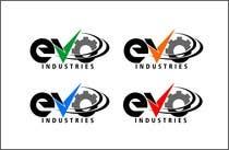 Graphic Design Конкурсная работа №339 для Logo Design for EVO Industries