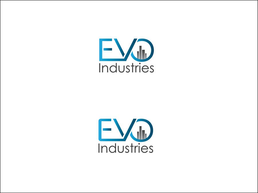 Konkurrenceindlæg #383 for Logo Design for EVO Industries