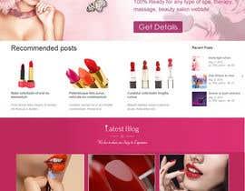 Nro 42 kilpailuun Home page design käyttäjältä lassoarts