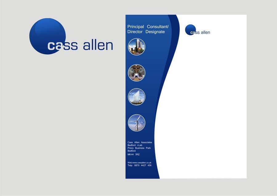 Inscrição nº                                         130                                      do Concurso para                                         Logo Design for Cass Allen Associates Ltd