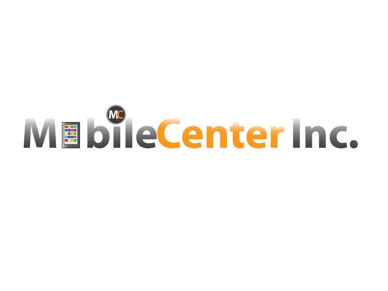 Penyertaan Peraduan #625 untuk Mobile Center (or) Mobile Center Inc.