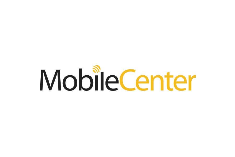 Penyertaan Peraduan #415 untuk Mobile Center (or) Mobile Center Inc.