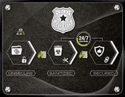 Graphic Design Inscrição do Concurso Nº10 para Design a Flyer for Local Security Tech
