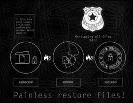 #4 para Design a Flyer for Local Security Tech por Ruxi91