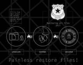 #5 para Design a Flyer for Local Security Tech por Ruxi91